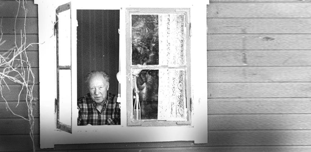 Alf Henrikson skrivarstuga