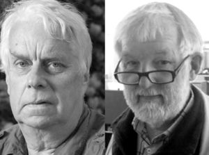 Mats Holmberg och Håkan Ljung