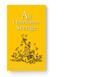 Boken Alf Henriksons Sverige