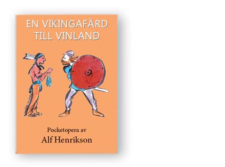 Boken En vikingafärd till Vinland